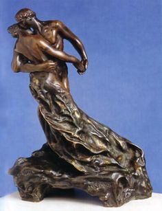 The Waltz, by Camille Claudel: perhaps my favorite piece of art ever :-)  I want a table-top-size replica!