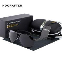 15c78e8a20d1 HOT 2016 Fashion Men s UV400 sunglasses mirror Eyewear Sun glasses for men  with case box Uv400