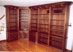builtin bookcase designs - Google Search