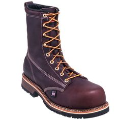 Thorogood Boots: Men's 804-4368 Composite Toe EH American Heritage Emperor…