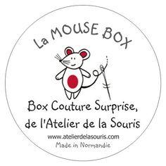 Tutoriels, La Mouse Box du Printemps! est une création orginale de Atelierdelasouris sur DaWanda