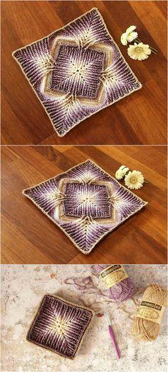 Crochet Beautiful Element