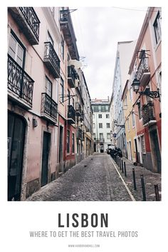If Lisbon, Portugal is on your list of places to visit you've probably poured over the many beautiful shots all over the internet of this extremely photogenic city. If you're looking for Instagram-worthy shots in Lisbon, you won't have to go far. The most photogenic spots in Lisbon? Here's a list of some of our favorite Instagrammable areas in Lisbon.