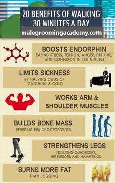 Benefits of Walking #walking #food #exercise #bodybuilding #love #health