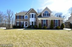 HOME OF THE DAY - STUNNING STONE FRONT COLONIAL ON 1/2 ACRE LOT OFFERS 4 BD 3.5 BA WITH HUGE MASTER SUITE W/SITTING AREA, ADDITIONAL 2ND MASTER, HARDWOOD FLOOR THROUGHOUT MAIN LEVEL, GRANITE COUNTER TOPS, STAINLESS STEEL APPLIANCES, DOUBLE WALL OVEN,AND KITCHEN ISLAND, BAY WINDOWS, DEN/OFFICE, BEAUTIFUL OPEN 2 STORY FAMILY ROOM W/GAS FIREPLACE, BIG REAR DECK, PICKET FENCED YARD & 3 CAR GARAGE…