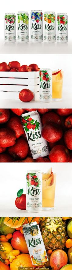 Kiss Cider by The Division PD
