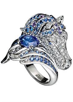 Animal rings - Vogue.it