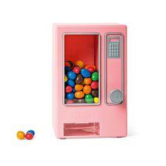 キャンディマシン ¥1200 そうなんです。どこかで使ったことがあるような、そんな懐かしい雰囲気があるんです。キャンディやマーブルチョコが、ポロンと出てくるキャンディマシン。たんにスイーツをディスプレイする道具ではなく、むしろ、これがあるだけでなんだか励まされているような気分になるんです。たぶん、あの懐かしいような時代へとつながっている気持ちになるからだと思います。 フライングタイガーコペンハーゲンのキャンディマシン。カラーは、ピンクとグリーンの2種類。カラフルなスイーツを入れて! 今日もポロン。あまい誘惑。   フライング タイガー コペンハーゲン   Flying Tiger Copenhagen Flying Tiger Copenhagen, Tin Toys, Arcade, Geek Stuff, Fancy, Stuff To Buy, Ebay, Gift Ideas, Geek Things