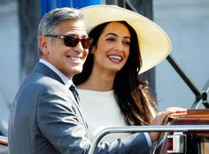Hollywood's Exotic Destination Weddings: How George Clooney, Chrissy Teigen and More A-Listers Got Hitched Around the World   E! Online Mobile
