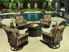OW Lee Vista Lounge Set | VISALFP
