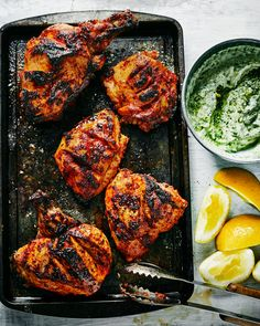 Anjum Anand's Tandoori-style chicken recipe is incredibly easy to make and even easier to devour. The only trick is to ensure you marinate the chicken for a few hours at the very least. This flavoursome recipe is great for barbecues.