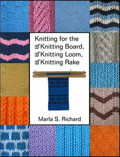 Comprehensive book on double knit stitches and techniques.