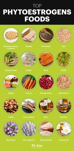 Phytoestrogens foods - Dr. Axe http://www.draxe.com #health #holistic #natural
