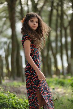 vestido longo est. audrey