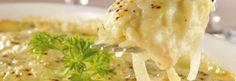Receita de bacalhau com molho branco - Receitas Supreme