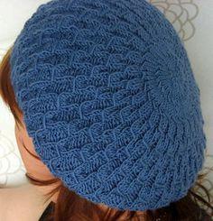 Knitted Aliisa Beret by Tarja