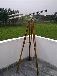 CHROME DOUBLE BARREL BRASS TRIPOD STAND TELESCOPE ADRIANA... https://www.amazon.com/dp/B019FFJ3YO/ref=cm_sw_r_pi_dp_x_j8a3ybSS31YF7