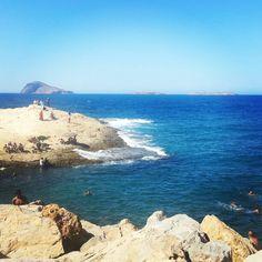 Cap de l'eau, entre Saïdia et Nador, paradis des plongeurs