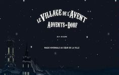 From the of November until Christmas, the Grand-Places will host the Village of Advent.