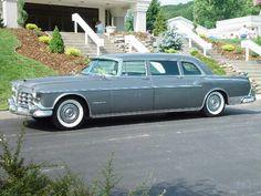 1956 Crown Imperial Formal Sedan body by Derham Old American Cars, American Classic Cars, Bugatti Veyron, Rolls Royce Phantom, Vintage Cars, Antique Cars, Dodge Vehicles, Chrysler Cars, Chrysler Imperial