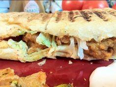 New Orleans Style Shrimp & Oyster Po' Boy Recipe
