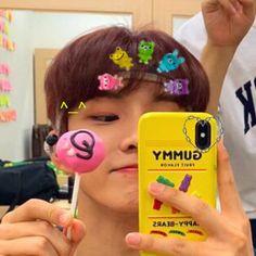 cutie kyu >__< uploaded by ✰ on We Heart It Changmin The Boyz, Chang Min, Seventeen Wallpapers, Cybergoth, Cute Icons, Kpop Aesthetic, Kpop Boy, Kpop Groups, K Idols