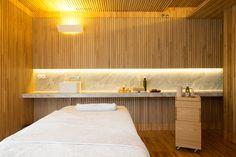 Massagens Localizadas - Menu Spa - Hotel Minho