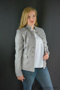 Trachtige Herbst Damen Kombinationen - bei Loden Landl Blazer, Sweaters, Clothes, Fashion, Fall, Jackets, Outfit, Moda, Clothing