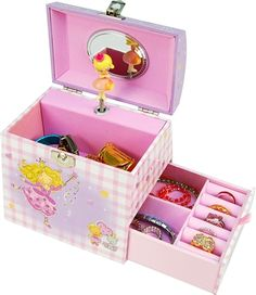 Emma Online Shopping Canada, Jewelry Case, Toy Chest, Storage Chest, Decorative Boxes, Children, Necklaces, Jewellery, Young Children