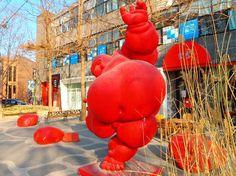 798 Art Zone Beijing