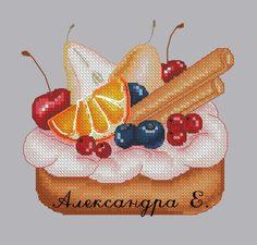 dessert fruits
