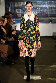 Arthur Arbesser Milano - Collezioni Autunno Inverno 2016-17 - Vogue