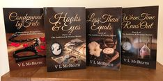 Parts 1-3 are FREE to read in Kindle Unlimited.