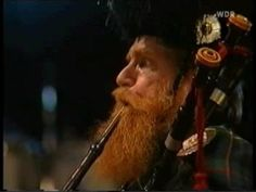 Mull of Kintyre ... I could lose myself in that great red beard!