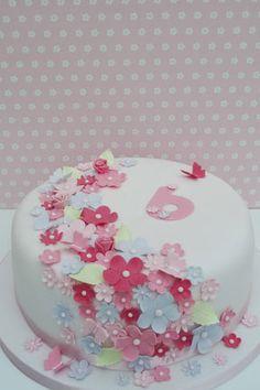 Celebration Cakes   Emily Jane Cakes