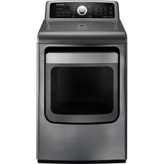 7.4 Cu. Ft Front-Load Electric Dryer with Steam Dry by Samsung Appliances $799.99 #dryer #Samsung