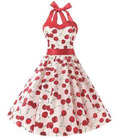 Amazon.com: Dresstells Vintage 1950s Rockabilly Polka Dots Audrey Dress Retro Cocktail Dress: Clothing  https://www.amazon.com/gp/product/B01ASPLBG8/ref=as_li_qf_sp_asin_il_tl?ie=UTF8&tag=rockaclothsto-20&camp=1789&creative=9325&linkCode=as2&creativeASIN=B01HGNOCI4&linkId=ecb44a3f1ac77cb493e1c952ec240f11&th=1