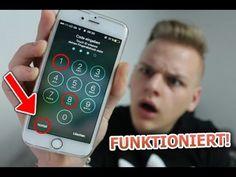So entsperrst du JEDES iPhone OHNE CODE!! (Life Hack) - YouTube