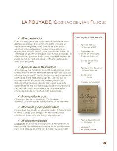 LA POUYADE, COGNAC DE JEAN FILLIOUX
