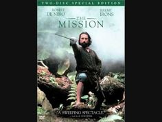 Robert De Niro, Jeremy Irons, Ray McAnally, Aidan Quinn, Cherie Lunghi & Roland Joffé - The Mission (Two-Disc Special Edition) - [Item: Aidan Quinn, Oboe, Kinds Of Music, My Music, Cello Music, Good Christian Movies, Believe, Film Score, Movie Themes