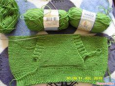 Всем доброго дня! Вот и начинаем он-лайн вязание пуловера с капюшоном.  Опрос в Стране Мам: Свяжем вместе пуловер для малыша?  Свяжем пуловер вместе?