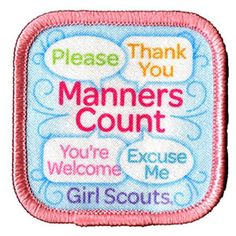 Manners Count                                                                                                                                                                                 More