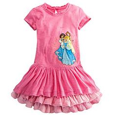 Disney Princess Dress for Girls