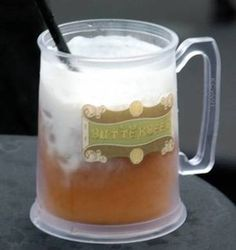 Frozen Butterbeer Recipe inspired by Harry Potter