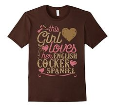 English Cocker Spaniel Shirt - Cocker Spaniel Tshirt Dogs Tee Gift. Do You Love One Too? English Cocker Spaniel shirt, English Cocker Spaniel tshirt, English Cocker Spaniel clothes, English Cocker Spaniel mug, English Cocker Spaniel, English Cocker Spaniels, #roninshirts