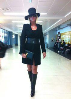 Jelena Karleusa fashion style