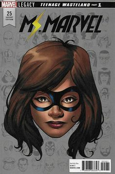 NM NEW MS CAMPION NYC VARIANT, JULY  2015 MARVEL # 15