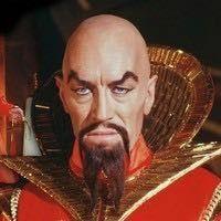 Ming's gold collar flash Gordon