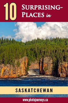 Here's 10 amazing Saskatchewan places that might surprise you. See highlights on the Porcupine River, the Fond du Lac River, Athabasca Sand Dunes and more. Meanwhile In Canada, Battle Creek, The Dunes, Travel List, Canada Travel, Nice View, The Great Outdoors, The Good Place, Cool Photos