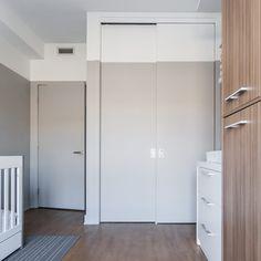 Dorion Project Reveal - Little girl bedroom - Valérie De L'Étoile Interior Design Tall Cabinet Storage, Locker Storage, Lockers, Furniture, Design, Home Decor, Decoration Home, Room Decor